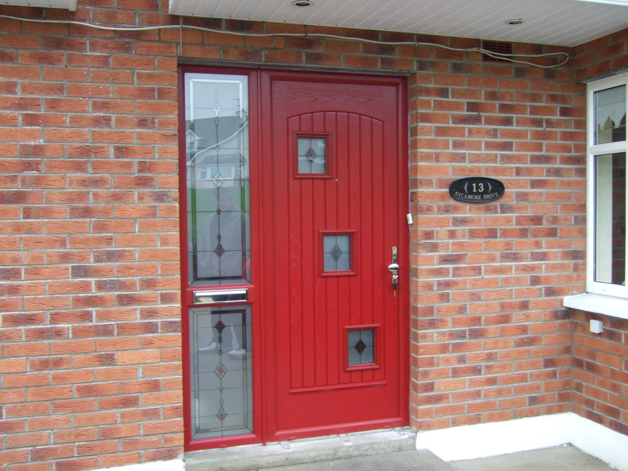 London Palladio Door Style - The Palladio Door Collection