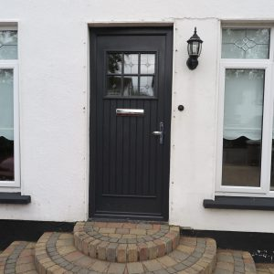 dublin door, anthracite grey, palladio door, composite door, entrance door